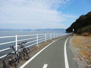 hamanako cycling